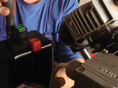 Automatyczny monitoring serwisu Twojego kompresora powietrza!