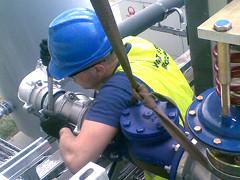 Usługi instalatorskie instalacji rurowych