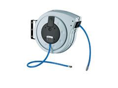 Zwijacze węży pneumatycznych - bębnowe, spawalnicze i elektryczne zwijarki przewodów