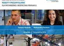 Roboty przemysłowe w produkcji